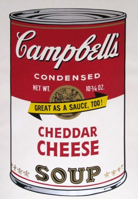 Andy Warhol, 'Campbell's Soup II: Cheddar Cheese (FS II.63)', 1969, Print, Screenprint on Paper, Revolver Gallery