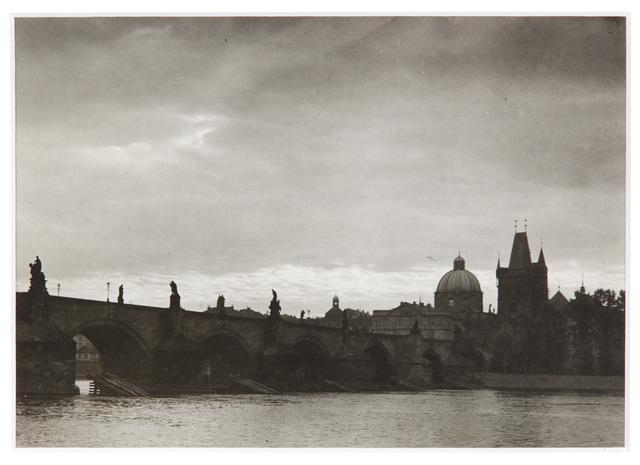 Josef Sudek, 'Le Pont Charles', 1966, Chiswick Auctions