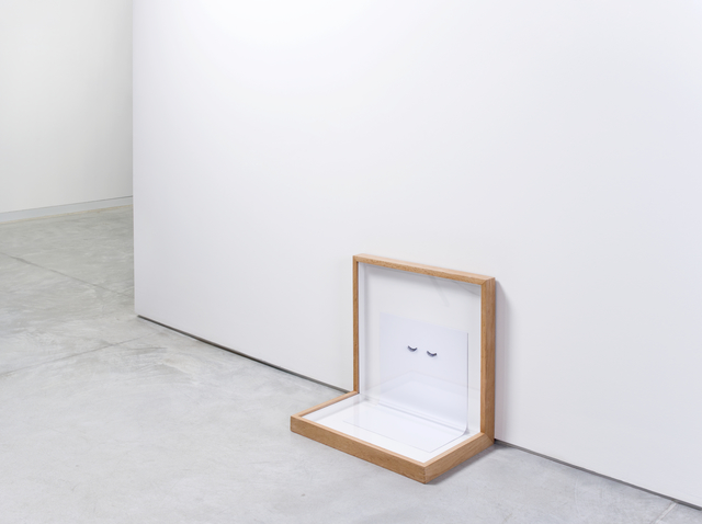 , 'Folded Face,' 2013, Keitelman Gallery