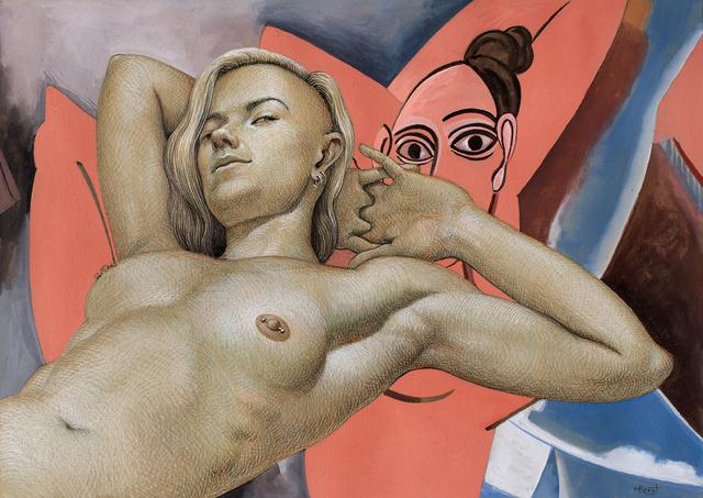 , 'Demoiselle,' , Nüart Gallery
