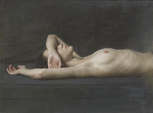 Takahiro Hara, 'Desnubda tumbada', Shukado Gallery