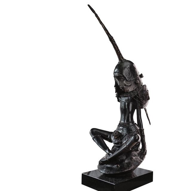 , 'Eurasia.Small,' 2013, OSTASHOV sculpture