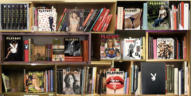 , 'Playboy,' 2018, Axiom Contemporary