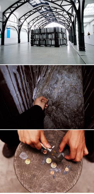 , 'Euro,' 2007, Leo Xu Projects