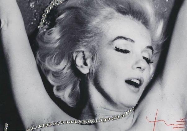 Bert Stern, 'Marilyn Monroe (1962) Orgasm', 2013, Kunzt Gallery