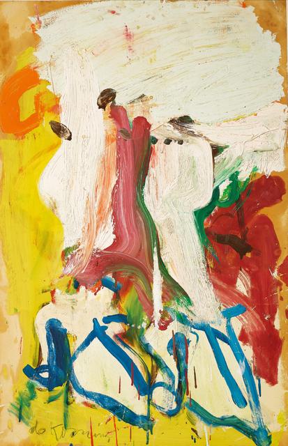 Willem de Kooning, 'East Hampton XVII', 1968, Sotheby's: Contemporary Art Day Auction