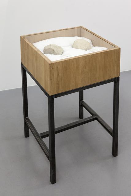 , 'La Prose du Monde #17 (la prosopopée),' 2016, Michel Rein Paris/Brussels