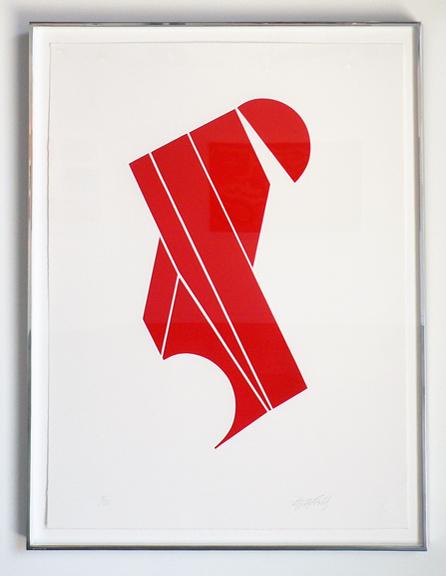 , 'Tres Roja,' ca. 2010, FP Contemporary
