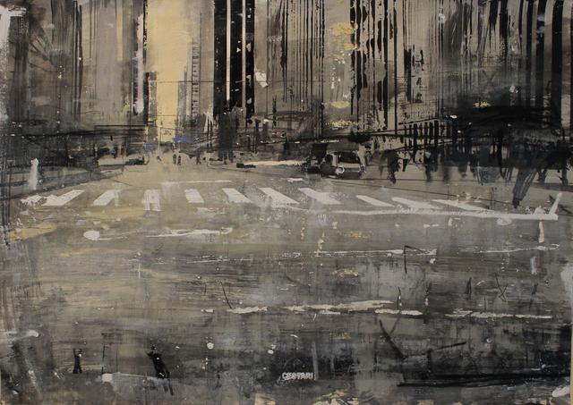 , 'Diario Americano,' 2017, Galleria Punto Sull'Arte
