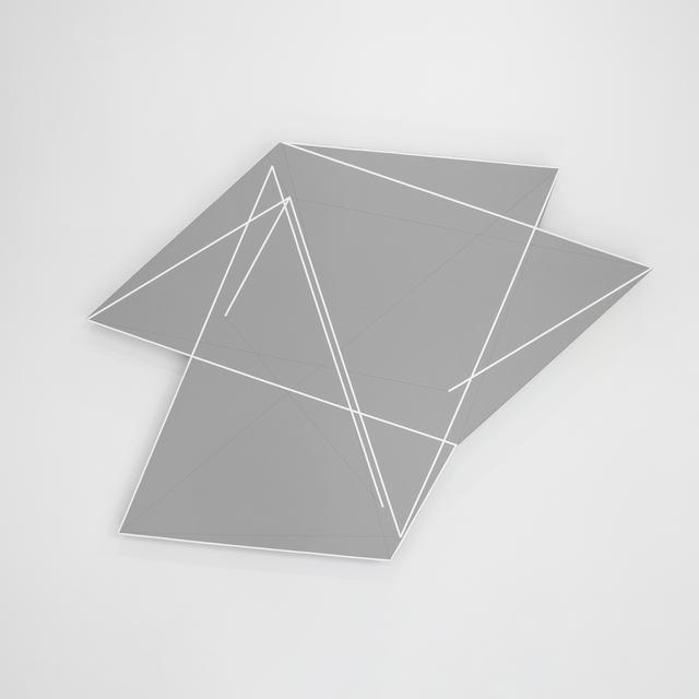 , 'P-511-O,' 1997, bitforms gallery