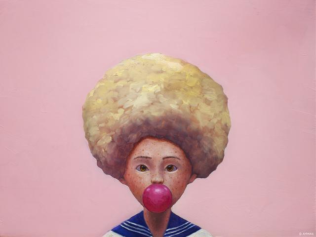 , 'Tracy,' 2018, Spoke Art