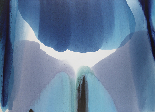 , 'Phenomena Blue of 62 in 2002,' 2002, Robert Miller Gallery
