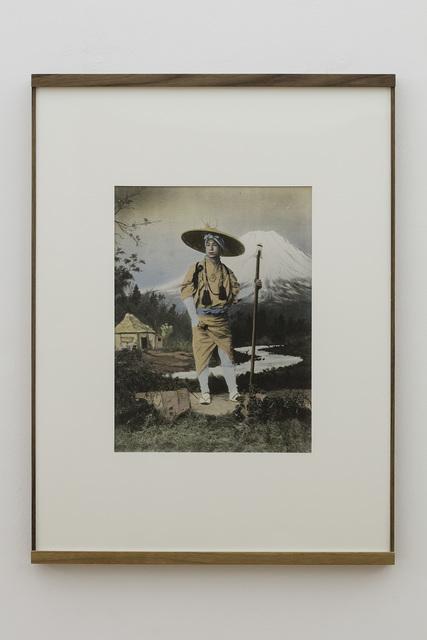 , 'Untitled (Pilgrim),' 2018, Vistamare/Vistamarestudio