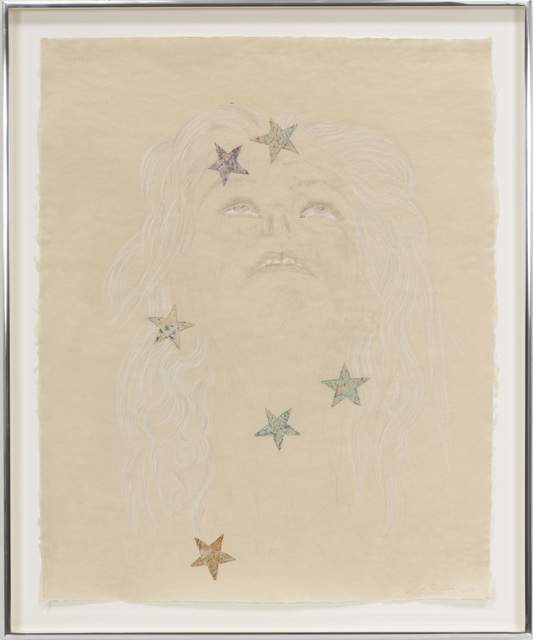 Kiki Smith, 'Water and the Moon V', 2016, Pace Gallery