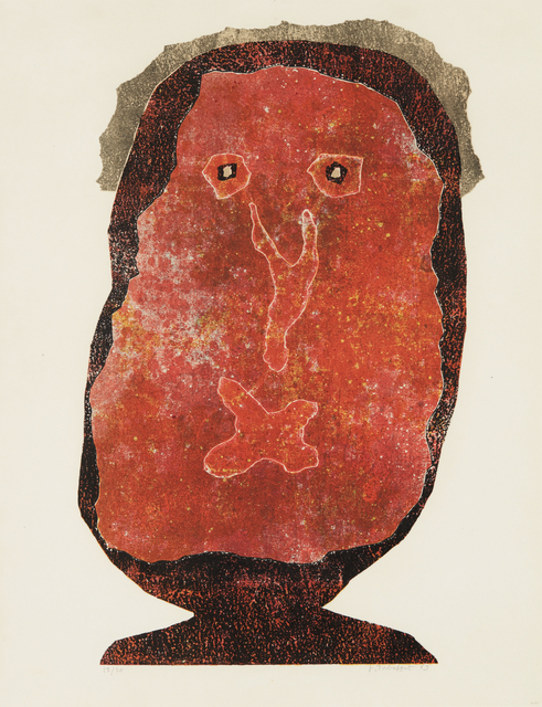 Jean Dubuffet, 'L'Enfle-chique II (The Inflated Snob II)', 1961-1963, Phillips