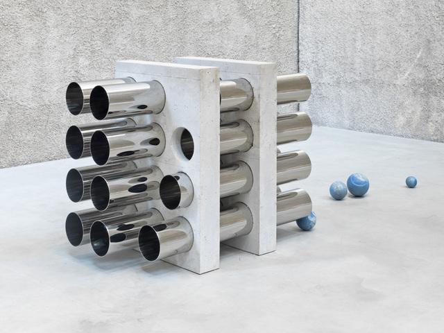 , 'Multi-Teller (12) (Orgel),' 2018, KÖNIG GALERIE