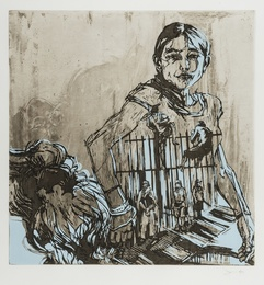 Swoon, 'Argentina,' 2008, Forum Auctions: Editions and Works on Paper (March 2017)