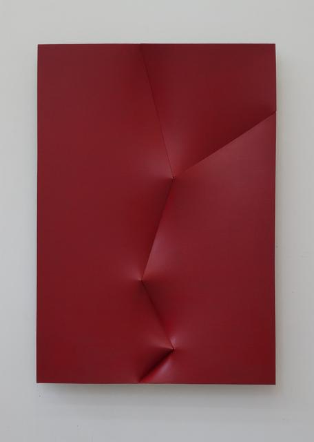 , 'Dform colouring red karmine,' 2014, Sebastian Fath Contemporary