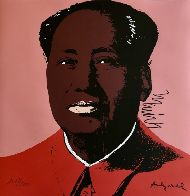 Andy Warhol, 'Mao', 1986, ByNewArt