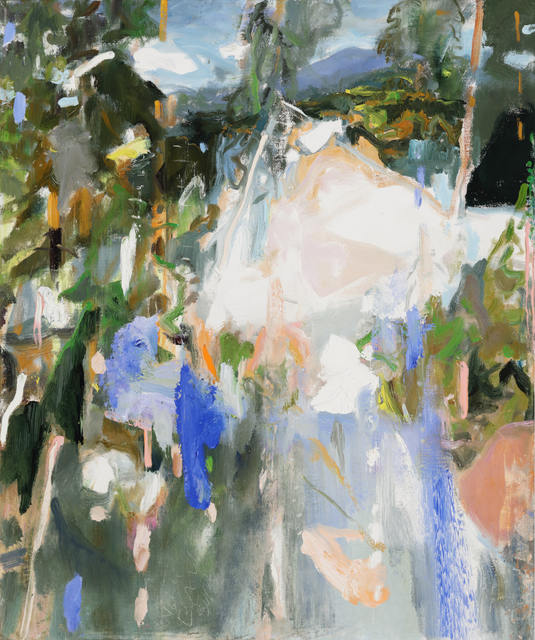 , 'Notch,' 2018, DC Moore Gallery