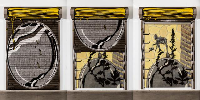 , 'Mirror,' 2013, 10 Chancery Lane Gallery