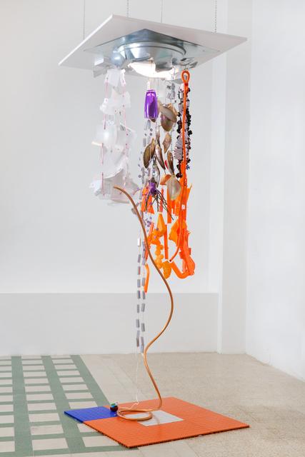 , 'Untitled # 606Upward Draft,' 2014, Galleria Raffaella Cortese