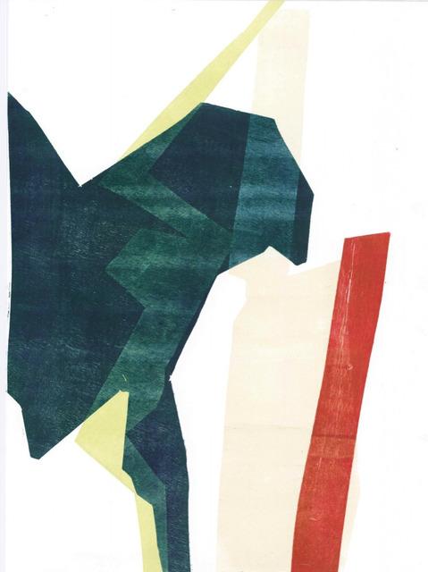 , 'Untitled Wood Cut 3,' , Chicago Art Source