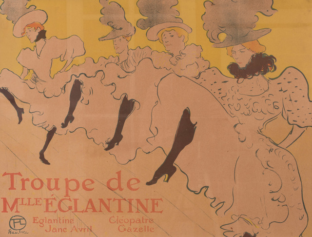 , 'La Troupe de Madamoiselle Eglantine,' 1896, Ottocento