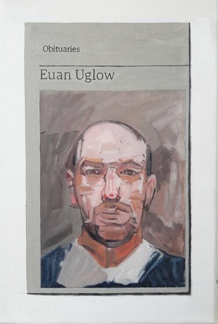 , 'Obituary: Euan Uglow,' 2018, Charlie Smith London