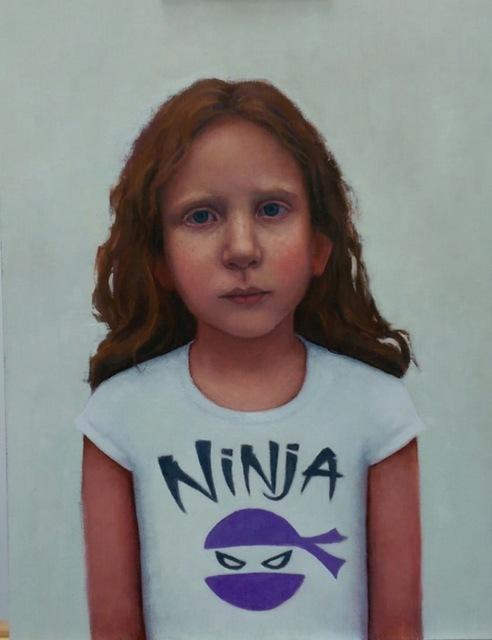 , 'Ginger Ninja,' 2017, Gerald Peters Gallery