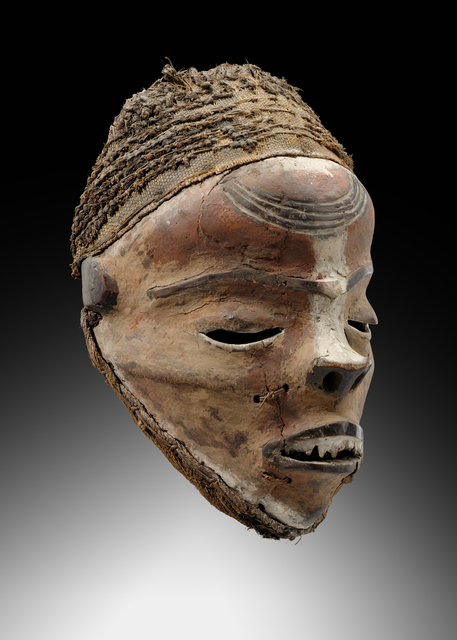 , 'Pende Mask, Republic Democratic of the Congo,' End 19th-early 20th, Didier Claes