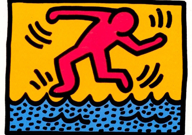 Keith Haring, 'Pop Shop II (C)', 1988, Hamilton-Selway: Collector's Summer Preview