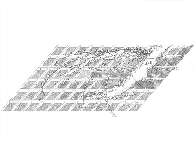 , 'Unit Object (plane perspective),' 2011, Nature Morte
