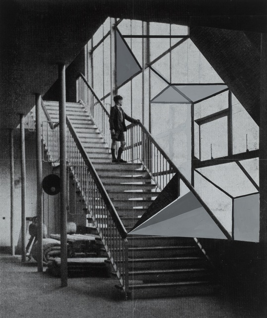 , 'Halfway House (Secondary Modern V),' 2010, Christinger De Mayo