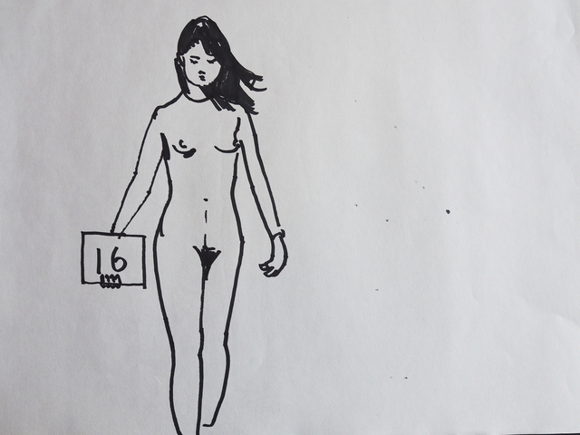 Ilona Szalay, 'chronicle 12', 2015, Arusha Gallery