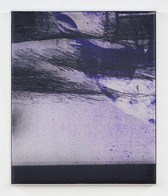 , 'Untitled (Wormhole_11),' 2018, Steve Turner