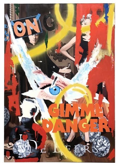 John Grande, 'Gimme Danger', ca. 2018, Dru Arstark Fine Art