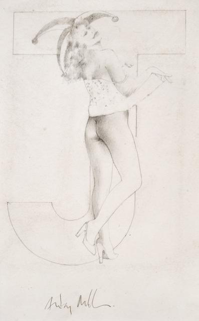 , 'Joker 11,' 1975, The Mayor Gallery