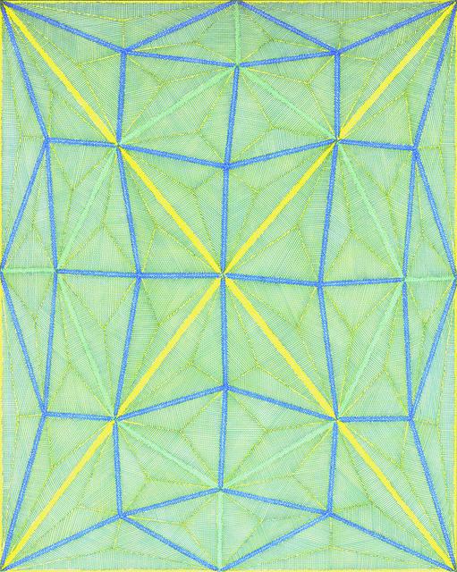 , 'untitled #104 3.6 (B2),' 2015, Albert Merola Gallery