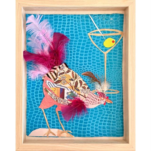 , 'A Bird Named Mary,' 2017, Miller Gallery Charleston