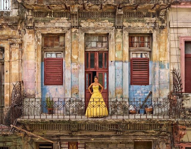 , 'Lianne González Oñates, La Habana, Centro Habana, Dragones, San Leopoldo,' 2015, Sean Kelly Gallery