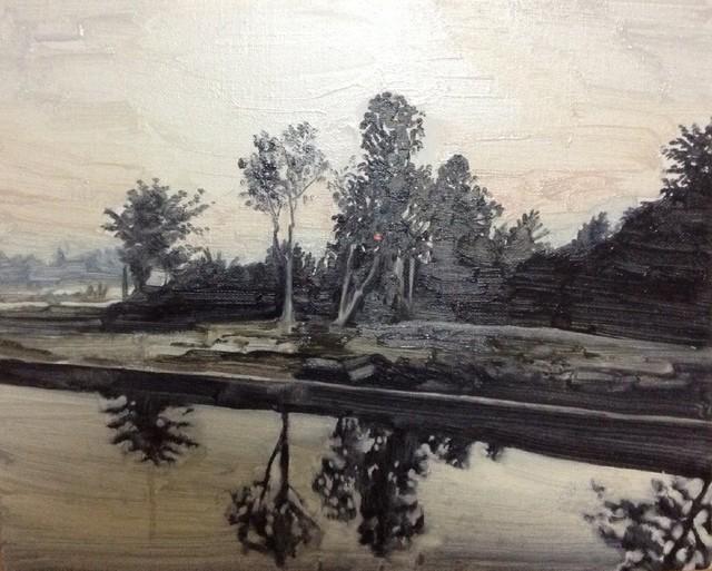 , 'Sunset,' 2014, Gallery Skape