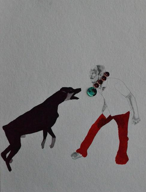 , 'Entidade #9,' 2015, Luciana Caravello Arte Contemporânea