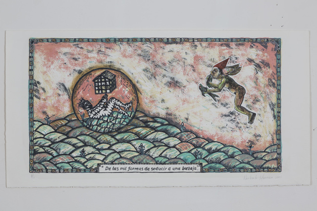 Norberto Marrero, 2003, Imlay Gallery