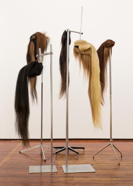 , 'Misses (Carlotta, Irene, Fiorenza, Patrizia, Roberta),' 2010, Galleria Fumagalli