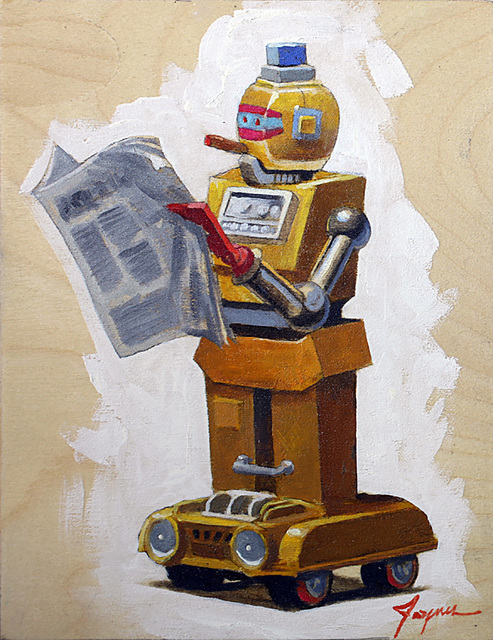 , 'Catching Up,' , Corey Helford Gallery