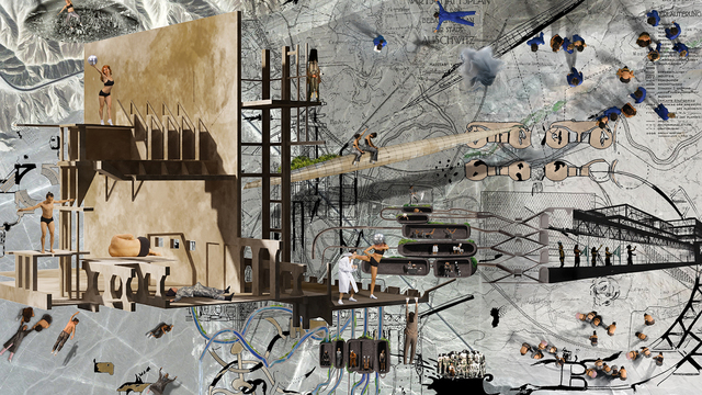 , 'Nursing Modern Fall,' 2012, Pearl Lam Galleries
