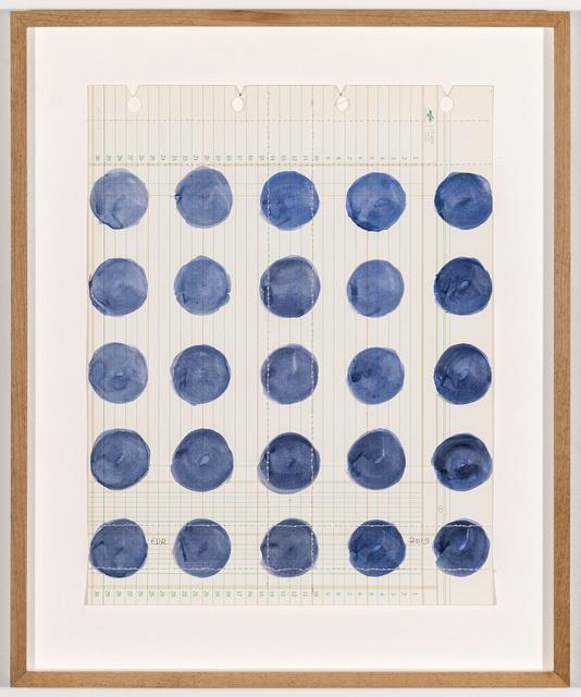 , 'Letter from Home #7,' 2015, Josée Bienvenu