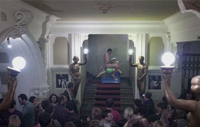 , 'Hommage 1968, 2008,' 2008, Galerie Michaela Stock