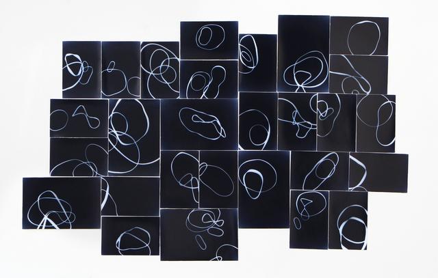 Rita Maas, 'RUBB-O-GRAM 6', 2012, Print, Archival Pigment Print, Circuit Gallery